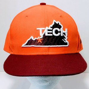New Era 59Fifty Virginia Tech Hokies Classic Cap